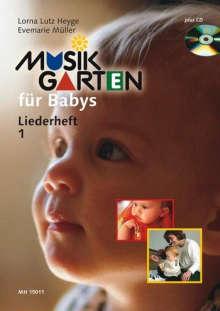 Musikgarten für Babys - Liederheft