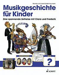Musikgeschichte für Kinder, Heumann ED 9162