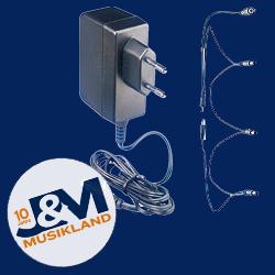 Musikland Special - Netzteil inkl. Stromverteilung
