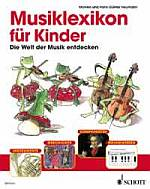 Musiklexikon für Kinder ED9161
