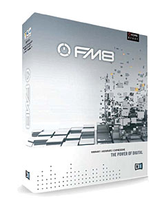 Native Instruments FM-8