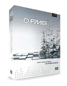 Native Instruments FM-8