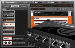 Native Instruments Guitar Rig 3 Session