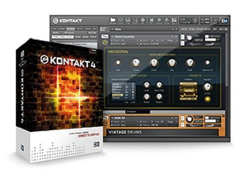 Native Instruments KONTAKT 4
