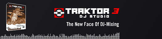 Native Instruments TRAKTOR DJ-Software