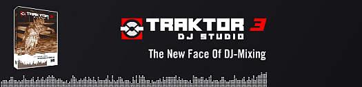 Native Instruments TRAKTOR DJ-Software