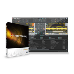 Native Instruments TRAKTOR PRO EDU