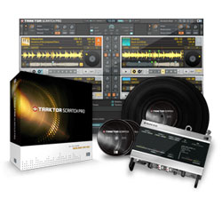 Native Instruments TRAKTOR SCRATCH PRO EDU
