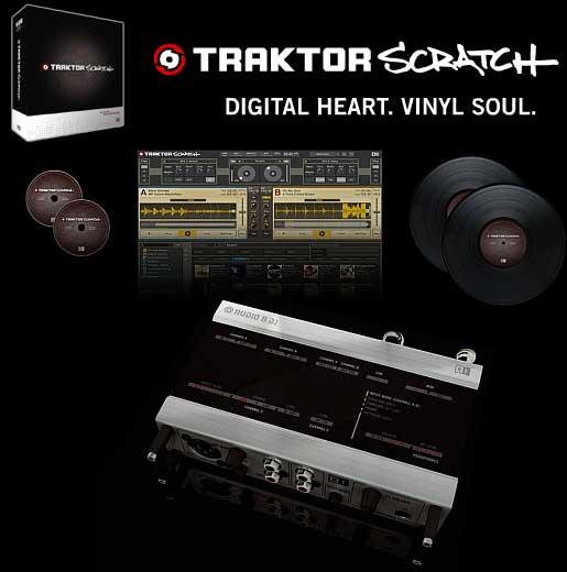 Native Instruments TRAKTOR SCRATCH