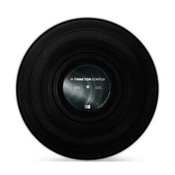 Native Instruments Traktor Control Vinyl Black