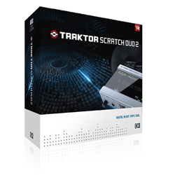 Native Instruments Traktor Scratch Duo 2 UPG LTO