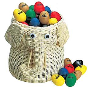 Nino Egg Shaker bunt
