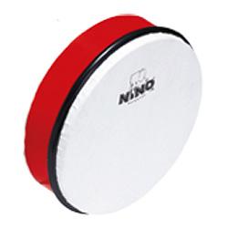 "Nino NINO4R ABS Handtrommel 6"" rot"