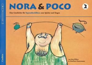 Nora und Poco 2 - für Sopranblockflöte