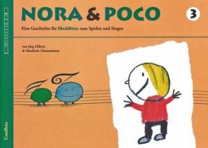 Nora und Poco 3 - für Sopranblockflöte