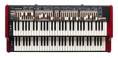 Nord Combo Organ C2D