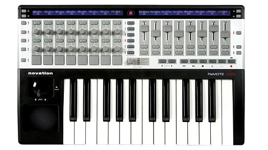 Novation Remote 25SL Midikeyboard