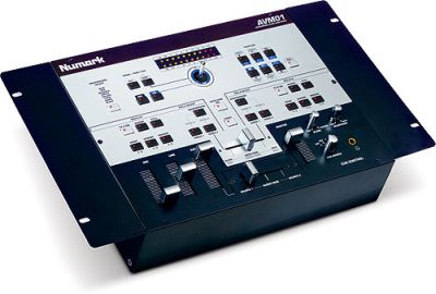 Numark AVM-01 Audio/Video Mixer mit Effekten