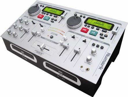 Numark CD-MIX 3 Doppel-CD/MP3 DJ Station