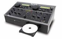 Numark CDMIX1 Doppel CD Player