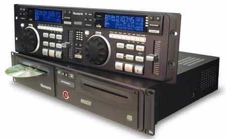 Numark CDN-95 Doppel CD/MP3 Player