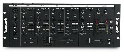 Numark CM-200 USB Clubmixer