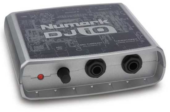 Numark DJ I/O Audio Interface