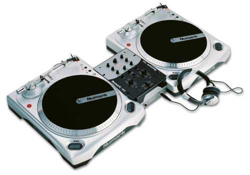 Numark DJ-SET - DJ in a Box