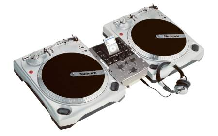 Numark DJ in a Box V8