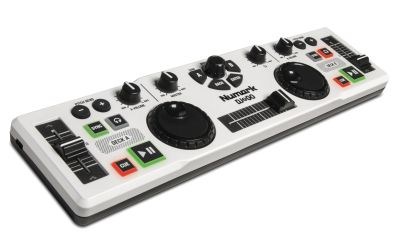 Numark DJ2GO White DJ Controller
