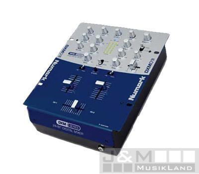Numark DXM-01 USB Mixer