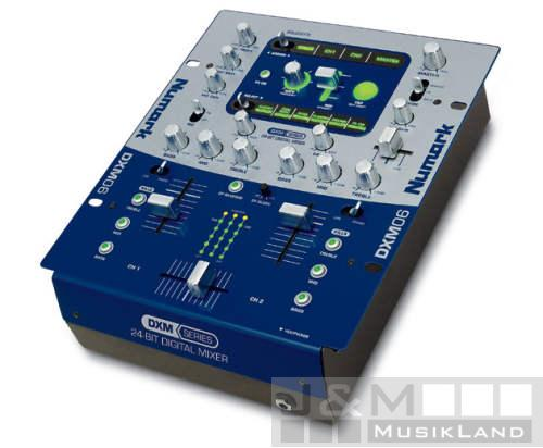 Numark DXM-06 Battle-Mixer