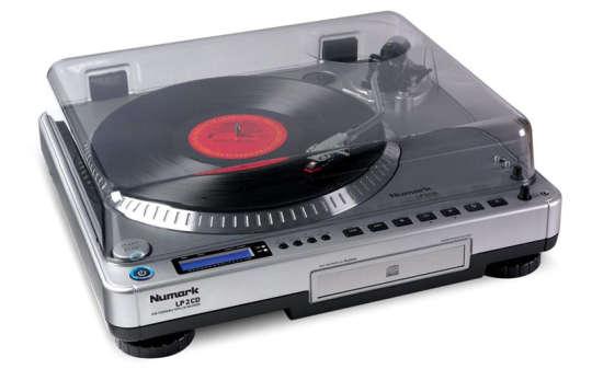 Numark LP-2 CD Plattenspieler/CD Recorder