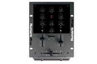 Numark M1USB kompakter 2-Kanal DJ-Mixer mit USB Audio I/O