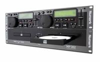 Numark MP-302 CD/MP3 DoppelPlayer