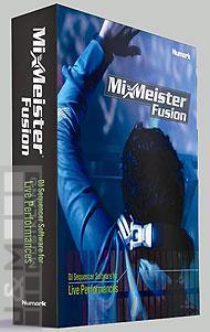 Numark MixMeister Fusion