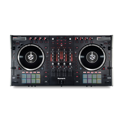 Numark NS7 II 4-Channel DJ Performance Controller