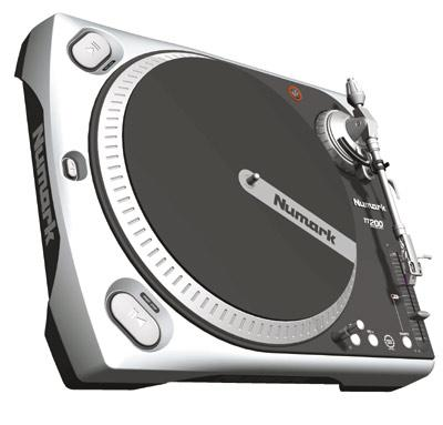 Numark TT-200 Turntable