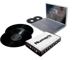 Numark Virtual Vinyl  Hardware+Software
