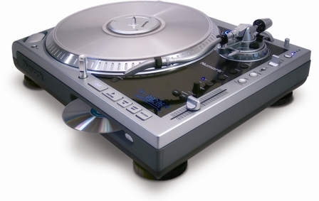 Numark X2 - Turntable und MP3-CD-Player