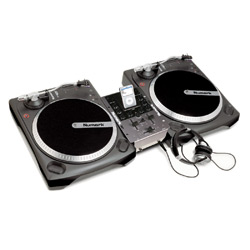 Numark iBattle Vinyl iPod DJ Package
