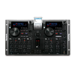 Numark iCD MIX-3 DCD Player mit iPOD Dock
