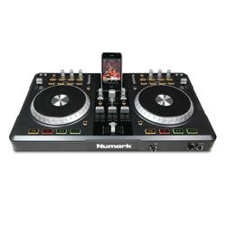 Numark iDJ-3 DJ Mixer mit iPOD/USB