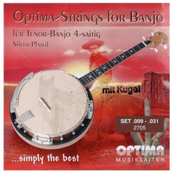 Optima 658495 Tenor Banjo Saiten