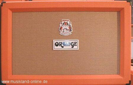 Orange PPC-212 Cabinet