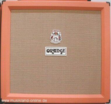 Orange PPC-412 Cabinet