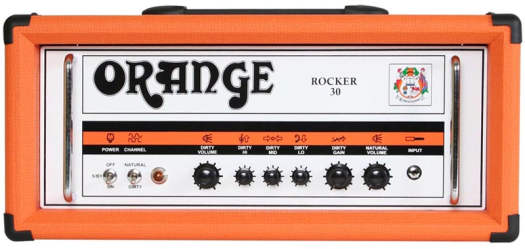 Orange Rocker 30 Topteil