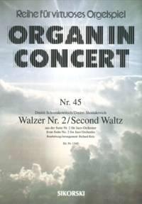 Organ in Concert 45 - Walzer Nr. 2 - Schostakowitsch