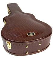 Ortega OGAC-1DR Design Luxus Koffer Akustikgitarre