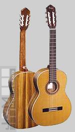 Ortega R-157 Konzertgitarre